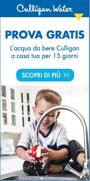 prova gratis addolcitore culligan
