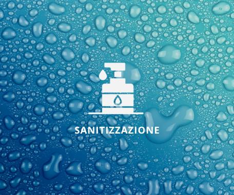 sanitizzazione