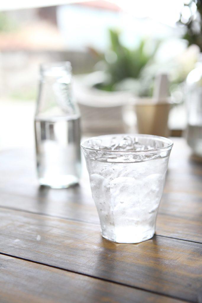 acqua ristorante
