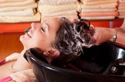 Beauty salons in hotels
