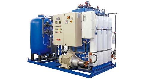 Culligan impianti industriali trattamento acqua