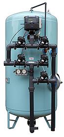 Addolcitore acqua industriale