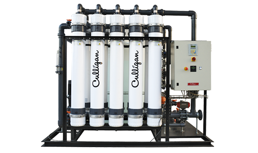Ultrafiltrazione acqua Culligan industria