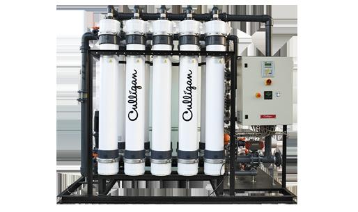 Ultrafiltrazione - unità di filtrazione con portate > 112 m3/hr