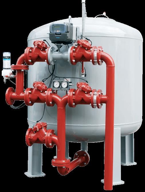 Filtra acqua per l'industria