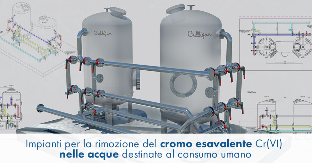 cromo-esavalente-acqua-rimozione