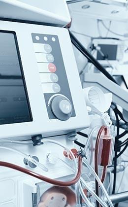 Trattamento acqua settore medicale e ospedaliero